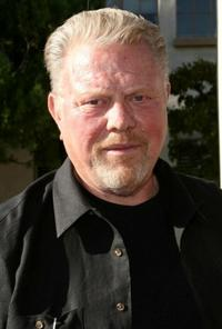William Lucking at the premiere screening of