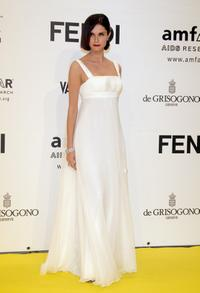 Alessandra Martines at the amfAR's Inaugural Cinema Against AIDS Rome.