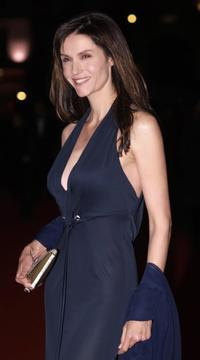 Alessandra Martines at the screening of