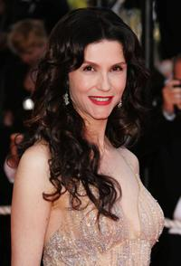 Alessandra Martines at the premiere of