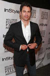 Eric McCormack at the In Style Magazine and the Hollywood Foreign Press Association Toronto International Film Festival Party.