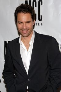 Eric McCormack at the opening night celebration of