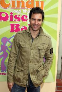 Eric McCormack at the premiere of
