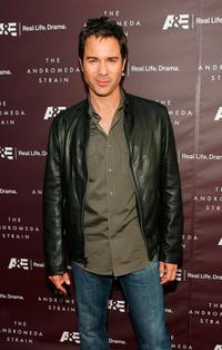 Eric McCormack at the premiere screening of
