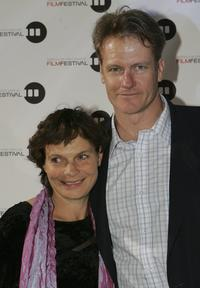 Sarah Watt and William McInnes at the opening of the 2006 Melbourne International Film Festival.
