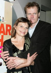 Sarah Watt and William McInnes at the Melbourne premiere of