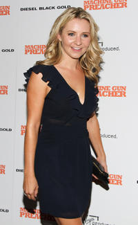 Beverley Mitchell at the New York premiere of