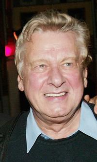 Brian Murray at the after party and opening night performance of