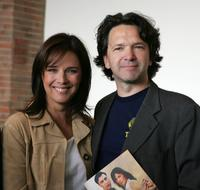 Desiree Nosbusch and Uwe Janson at the photocall of