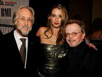 Neil Portnow, Jamie Jo and Paul Williams at the 40th Annual Songwriters Hall of Fame Ceremony.