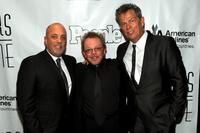 Billy Joel, Paul Williams and David Foster at the 41st Annual Songwriters Hall of Fame Ceremony.