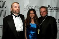 Johnny Mandel, Charice and Paul Williams at the 41st Annual Songwriters Hall of Fame Ceremony.