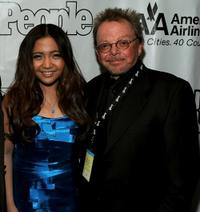 Charice and Paul Williams at the 41st Annual Songwriters Hall of Fame Ceremony.