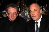 Paul Williams and Billy Joel at the 41st Annual Songwriters Hall of Fame Ceremony.