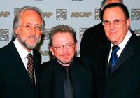 Neil Portnow, Paul Williams and John LoFrumento at the 24th Annual ASCAP Film and Television Music Awards.