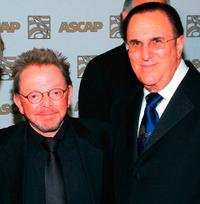 Paul Williams and John LoFrumento at the 24th Annual ASCAP Film and Television Music Awards.