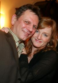 Michael Hett and Nina Petri at the Couple of the Year 2007 Awards.