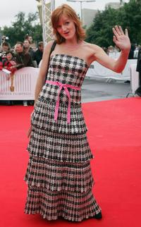 Nina Petri at the Deutscher Filmpreis, German Film Awards.