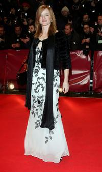 Nina Petri at the premiere of