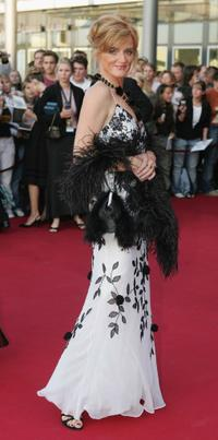 Nina Petri at the German Television Awards.