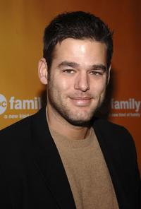 Ivan Sergei at the ABC Family 25 Days Of Christmas Winter Wonderland event.