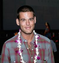 Ivan Sergei at the World premiere of