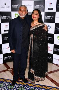 Naseeruddin Shah and Ratna Pathak at the premiere of