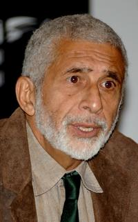 Naseeruddin Shah at the press conference of