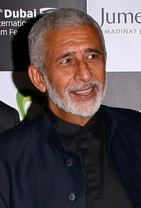 Naseeruddin Shah at the premiere of
