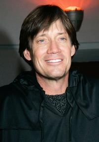 Kevin Sorbo at the Heidi Klum's 5th Annual Halloween party.