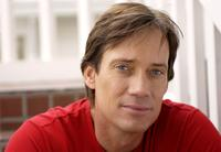 Kevin Sorbo at the portrait session at Santa Monica.