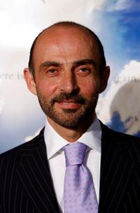 Shaun Toub at the premiere of