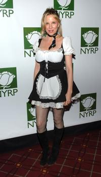 Kari Whitman at the Bette Midler's 12th Annual NYRP