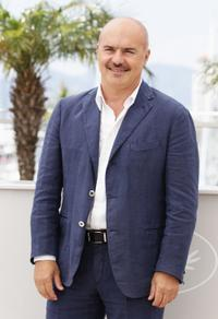Luca Zingaretti at the 63rd Annual Cannes Film Festival.