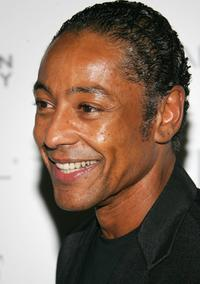 Giancarlo Esposito at the premiere of