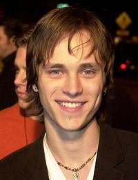 Jonathan Jackson at the E! Online's Sizzlin Sixteen 2001 party.