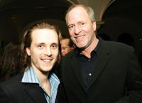 Jonathan Jackson and Greg Gorman at the after party of the Los Angeles premiere of