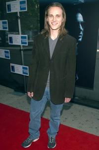 Jonathan Jackson at the premiere of