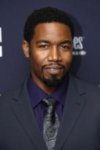 Michael Jai White at the New York premiere of