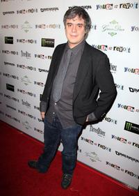 Miguel Arteta at the premiere of