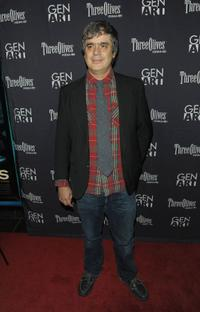 Miguel Arteta at the special screening of