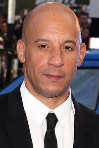 Vin Diesel at the