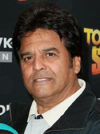 Erik Estrada at the Tony Hawk Foundation benefit.