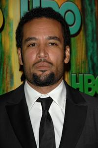 Ben Harper at the HBO's Post Primetime Emmy Awards Reception.