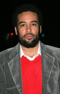Ben Harper at the Los Angeles premiere of