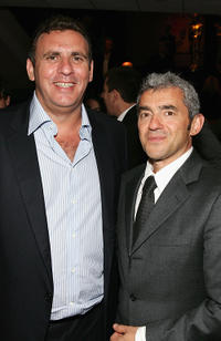 Graham King and Daniel Battsek at the after party of the premiere of