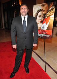 Graham King at the U.S. premiere of