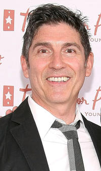 James Lecesne at the Ninth Annual Trevor New York Summer Gala.