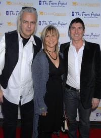 Randy Stone, Peggy Rajski and James Lecesne at the Trevor Project's 9th Annual Cracked XMas