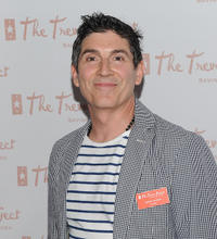 James Lecesne at the 10th Annual Trevor New York Summer Gala.